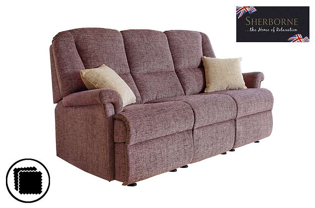 Sherborne Milburn Small 3 Seater Sofa