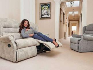 Sherborne Keswick Fabric Sofas & Chairs | Gordon Busbridge Furniture | Hastings, Eastbourne, Seafrod, Bexhill, St Leonards on Sea
