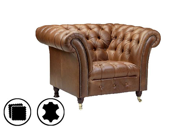 Heritage Cheshire Club Armchair