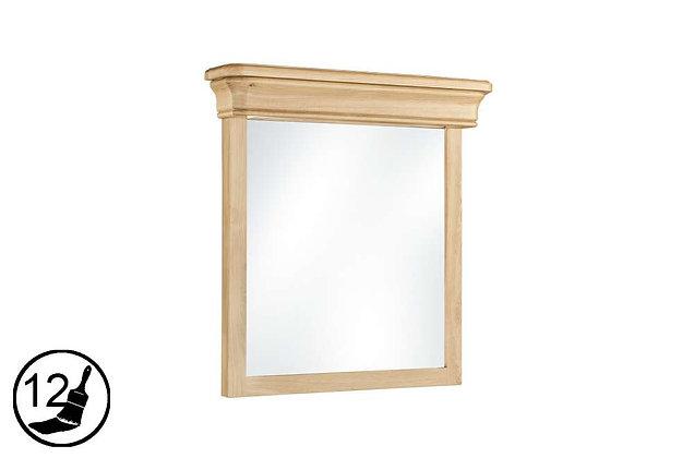 Tuscany Dressing Table Mirror