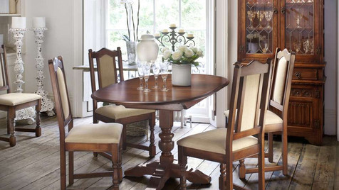 Wood Bros Old Charm Living and Dining Room Furniture | Gordon Busbridge Furniture & Beds Store | Hastings, Eastbourne, St Leonards on Sea, Bexhill & Seaford