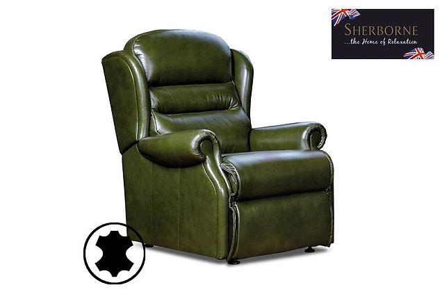 Sherborne Ashford Leather Standard Armchair