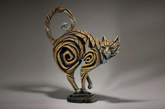 Edge Sculpture Cat Figure - Ginger