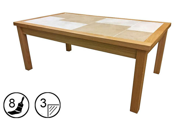 Bearstone Large Coffee Table