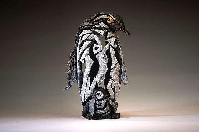 Edge Sculpture Penguin Figure