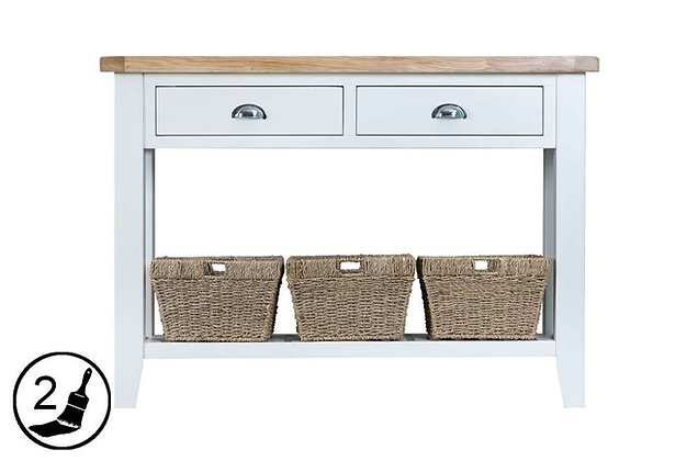 Settle Large Console Table