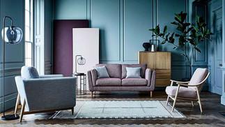 ercol Favara Fabric Upholstery