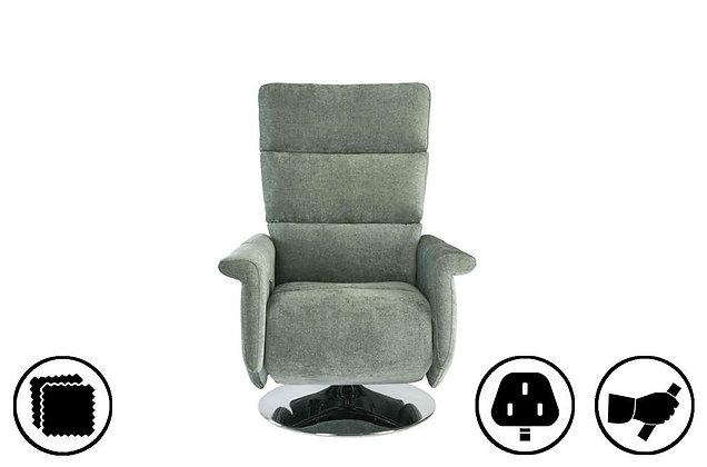 Canterbury Petite Swivel Recliner Chair