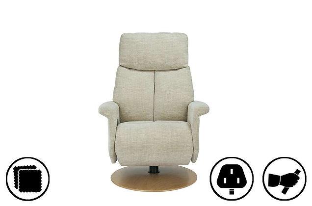 Cambridge Petite Swivel Recliner Chair