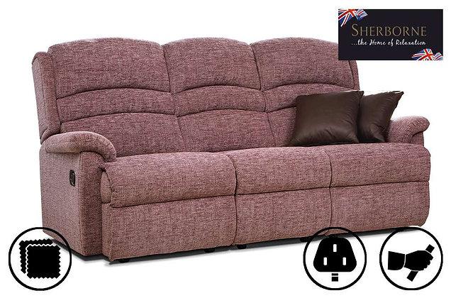 Sherborne Olivia 3 Seater Recliner Sofa