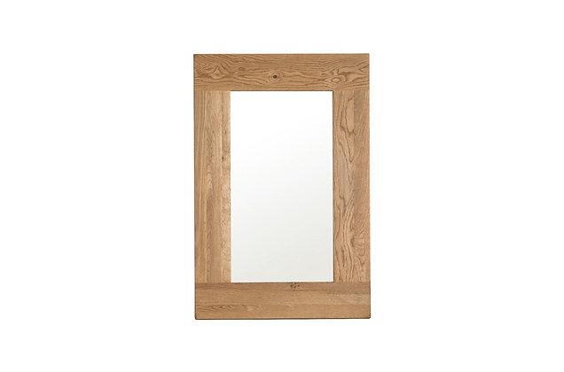 Rustic Charm Small Wall Mirror
