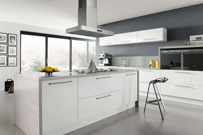 Marpatt Contemporary Collection - Orion in White