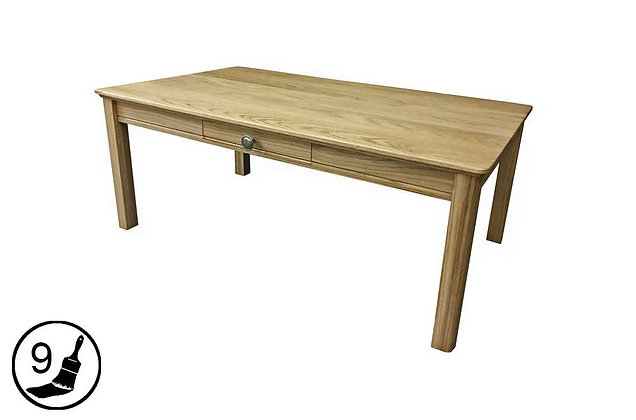 Trentham Large Coffee Table with Drawer
