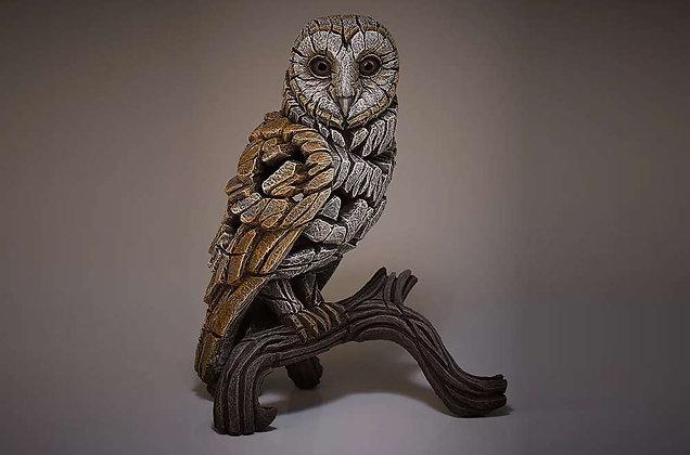 Edge Sculpture Barn Owl Figure