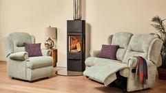 Sherborne Malvern Fabric Sofas & Chairs | Gordon Busbridge Furniture | Hastings, Eastbourne, Seafrod, Bexhill, St Leonards on Sea