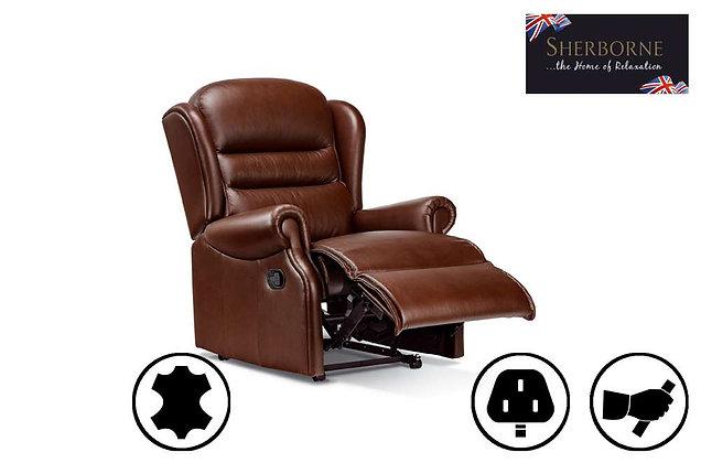 Sherborne Ashford Leather Standard Recliner Chair