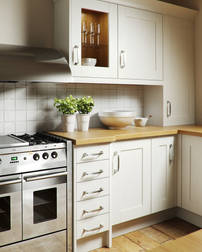English Rose Shaker-style Fitted Kitchens