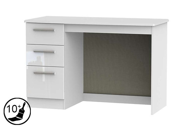 Loire 3 Drawer Desk