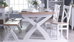 Settle Living & Dining - Dining Tables, Chairs, Display Cabinets, Sideboards, Cupboards, TV Units, Console & Hall Tables, Lamp & Side Tables | Gordon Busbrdige Furniture Store | Hastings, Eastbourne, Seaford & Bexhill