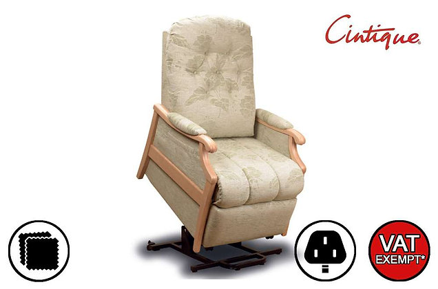 Cintique Winchester Lift & Rise Recliner Chair