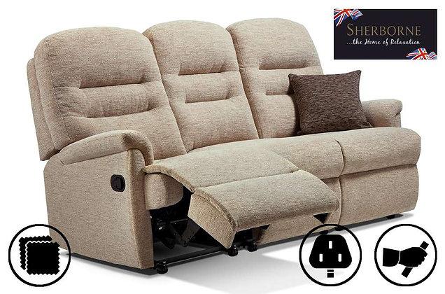 Sherborne Keswick 3 Seater Recliner Sofa