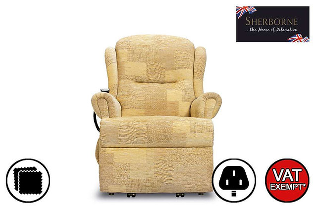 Sherborne Malvern Petite Lift & Rise Care Recliner Chair