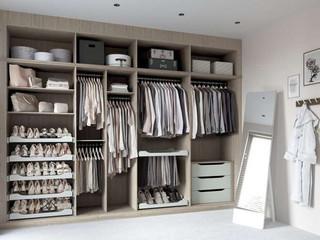 Hepplewhite Sienna wardrobe interior