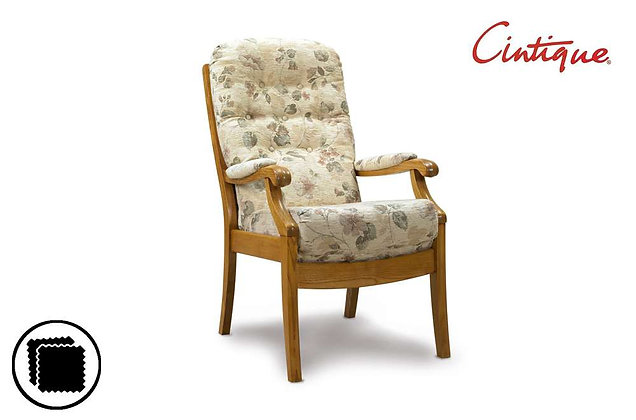 Cintique Winchester Small High Seat Chair