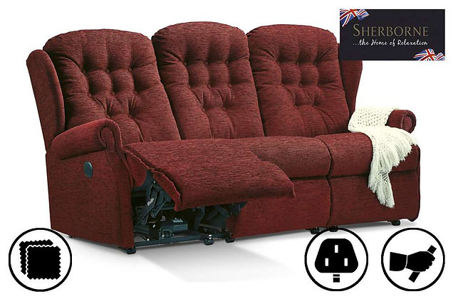 Sherborne Lynton 3 Seater Recliner Sofa
