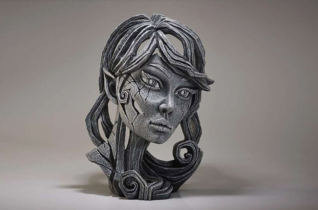Edge Sculpture Elf Bust - Mistral