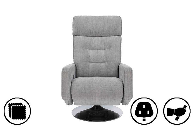 York Standard Swivel Recliner Chair