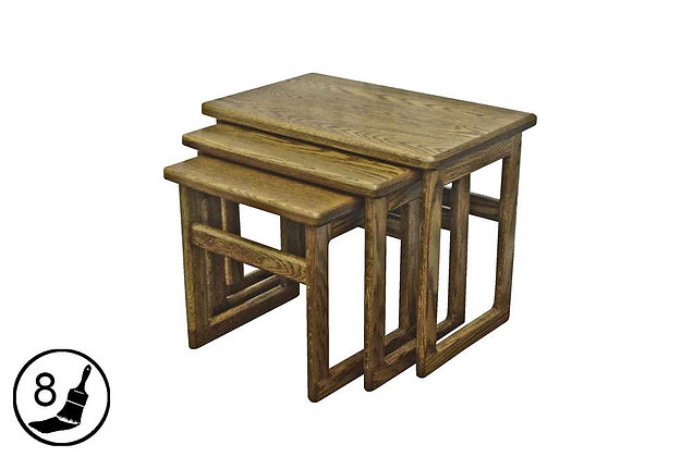 Hanley Small Nest of 3 Tables