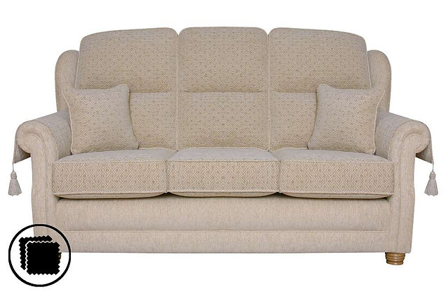 Cannes 3 Seater Sofa