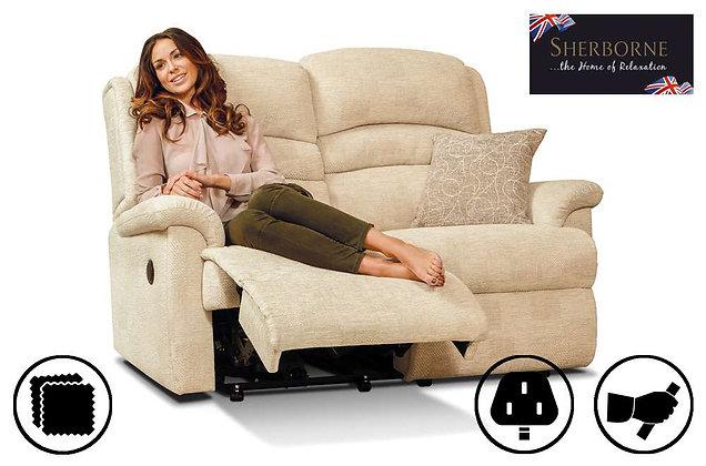 Sherborne Olivia 2 Seater Recliner Sofa