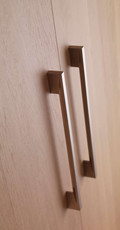 Hepplewhite Linear handle detail