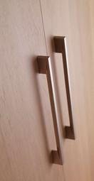 Hepplewhite Linear handle detail