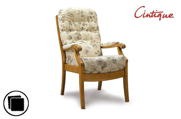 Cintique Winchester Average High Seat Chair