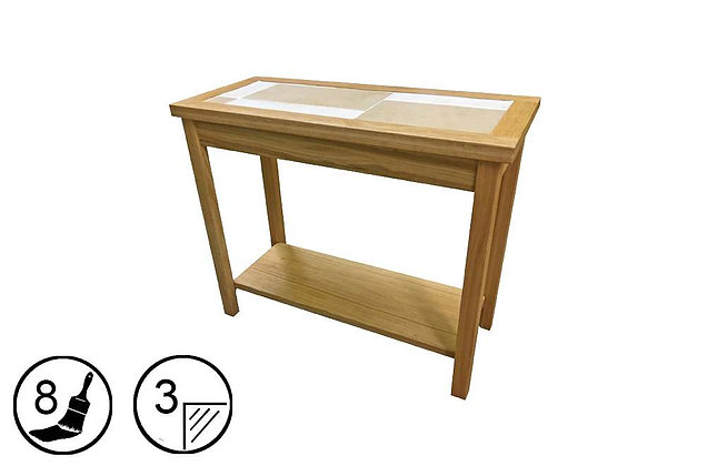 Bearstone Side Table