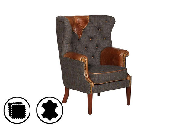 Heritage Richmond Wing Chair