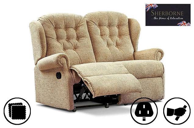Sherborne Lynton Small 2 Seater Recliner Sofa
