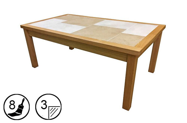 Bearstone Small Coffee Table