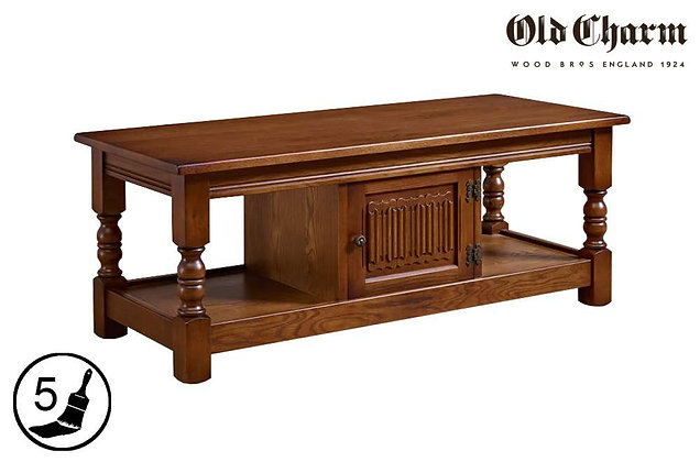 Old Charm Occasional Long Table