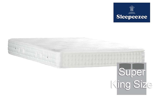 Sleepeezee Royal Backcare 1400 Super King Size Mattress