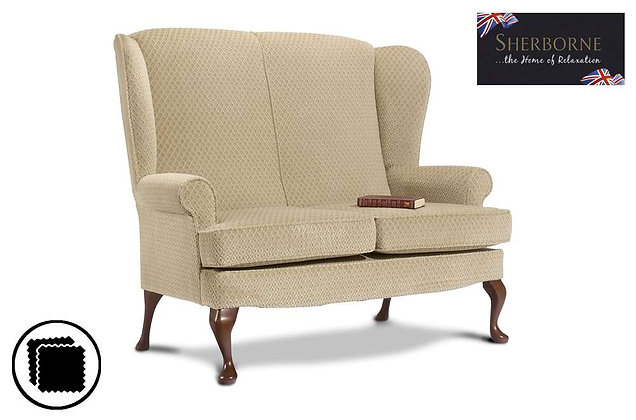 Sherborne Buckingham High Seat 2 Seater Sofa