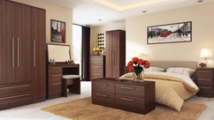 Milford Bedroom Furniture, Wardrobes, Chest sof Drawers, Bedside Cabinets, Dressing Tables, Stool, Mirrors & Ottomans   Gordon Busbridge Furniture Store   Hastings, Eastbourne, Seaford & Bexhill