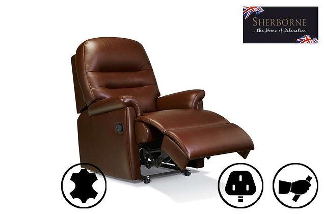 Sherborne Keswick Leather Petite Recliner Chair