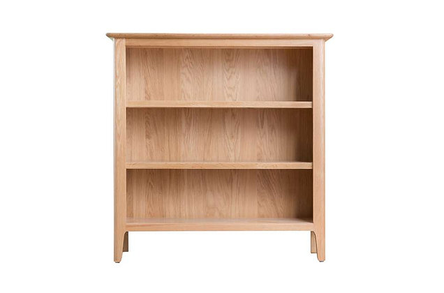 Bentham Small Wide Bookcase