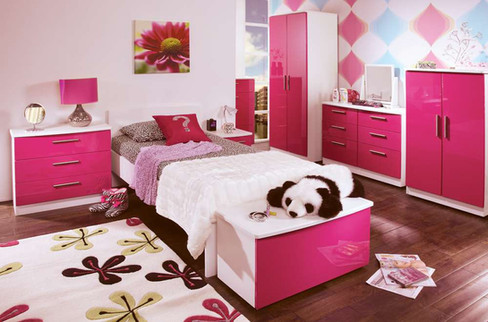 14) Knightsbridge Teen Pink _ White Set