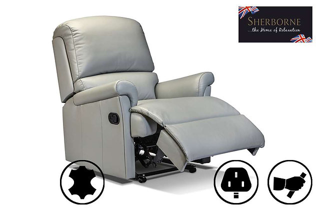 Sherborne Nevada Leather Recliner Chair