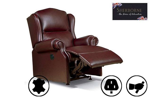 Sherborne Claremont Leather Recliner Chair
